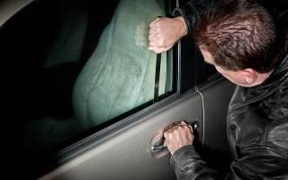 Как открыть дверь машины без ключа?