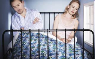 Муж перестал хотеть близости со мной: парень не занимается со мной сексом