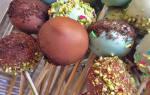 Кейк попсы из печенья — кейкпопсы рецепты без выпечки