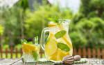 Как приготовить лимонный напиток?