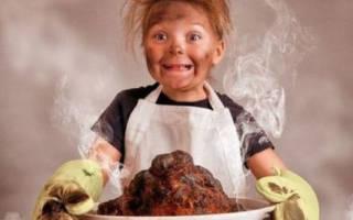 Можно ли есть подгоревшую еду, что делать если пригорела каша?