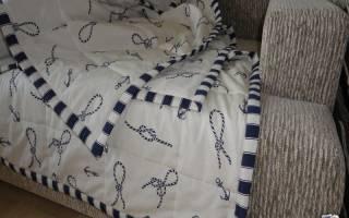Как простегать одеяло на швейной машине, как стегать покрывало на синтепоне
