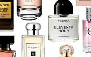 Новинки парфюмерии 2019 для женщин: какие духи сейчас в тренде?