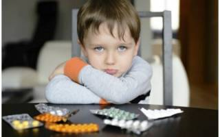 У ребенка аллергия, что делать?