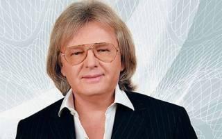 Юрий Антонов биография личная жизнь его дети