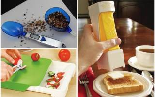 Кухонные гаджеты для умных хозяек фото: удобные штучки для кухни