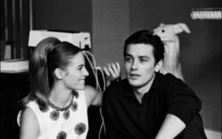 Ален делон и его жены фото, ван бремен розали