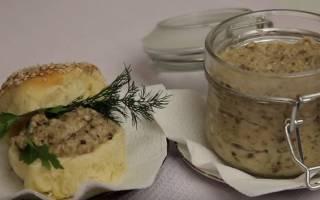 Грибная икра на зиму рецепты приготовления