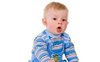 Коклюш симптомы у детей до года
