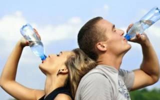 2 литра воды в день польза, обильное питье это как