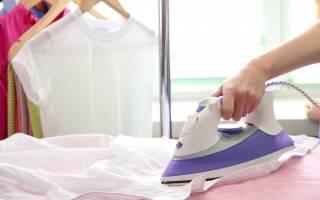Как отпарить платье – как правильно гладить утюгом?