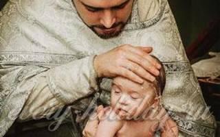 Можно ли крестить ребенка в пост рождественский?