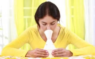 Через сколько можно кушать после ингаляции, дышать небулайзером до или после еды?
