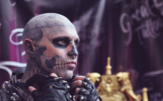 Места для тату у мужчин – расположение татуировок на теле