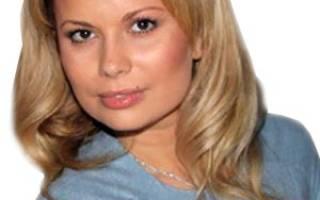 Анастасия Осипова группа блестящие