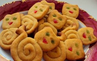 Печенье без сахара для детей рецепт: выпечка для малышей до двух лет