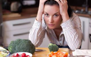 Можно ли похудеть от стресса и переживаний: не могу есть на нервной почве