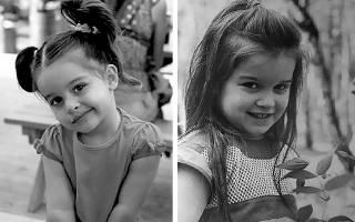 Ксения Бородина дети фото