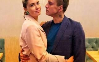 Свадьба Павла Прилучного и Агаты муцениеце