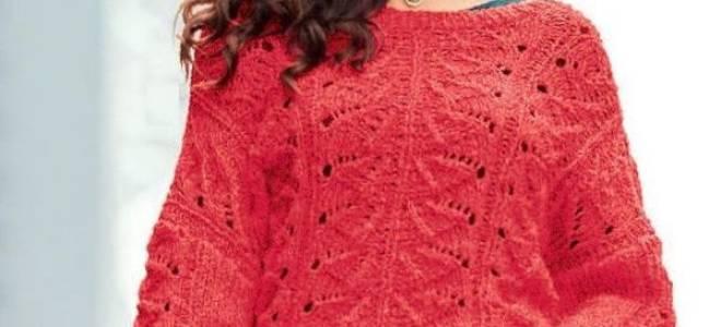 Красивый узор спицами для кофты схемы, как нарисовать вязаный свитер?