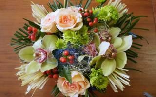 Цветочные композиции своими руками: уроки флористики для начинающих бесплатно