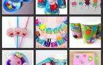 Как украсить комнату на день рождения девочки: украшения на др ребенку