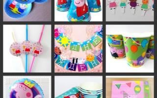 Идеи для детского праздника своими руками