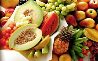 Фрукты калорийность на 100 грамм – что калорийнее банан или виноград?
