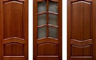 Чем отмыть деревянные двери от грязи, чем вымыть?