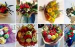 Букет из овощей своими руками мастер класс, овощные букеты