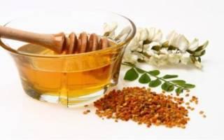 Мед из акации полезные свойства и противопоказания