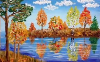 Как нарисовать пейзаж карандашом поэтапно для начинающих, малюнки природа