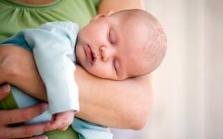 Как отучить ребенка от укачивания в кроватке?