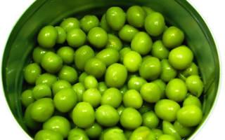 Зеленый горошек консервированный польза и вред: горох в банке
