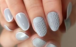 Новогодний дизайн ногтей на короткие ногти: маникюр на новый год фото гель лак