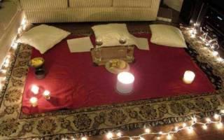 Романтик для любимого в домашних условиях, как сделать мужу романтический вечер дома идеи?