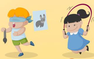 Детские игры для изучения английского языка
