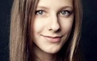 Актриса из папиных дочек Галина Сергеевна