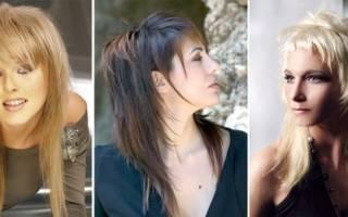 Как стричь каскад на средние волосы пошаговое – стрижка своими руками, видео