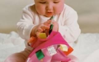 Как отметить полгода ребенку?