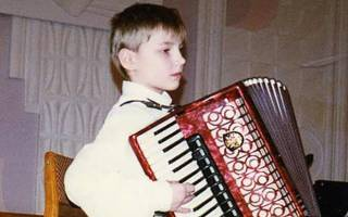 Алексей воробьев в детстве фото: воробей певец