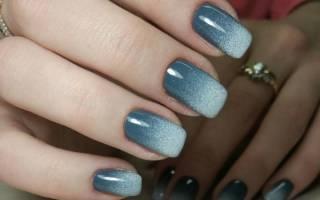 Красное омбре на ногтях фото: амбре ногтей бежево белое