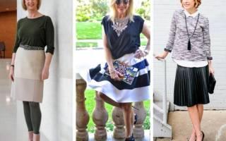 Базовый гардероб для женщины 50 лет – советы стилистов как выглядеть стильно после 50