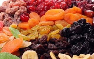 Можно ли хранить сухофрукты в холодильнике, как сохранить сушку от моли?