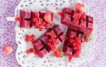 Мороженое из замороженных ягод в домашних условиях