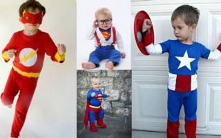 Оригинальные костюмы на новый год для мальчиков