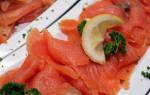 Как засолить лосося в домашних условиях вкусно?