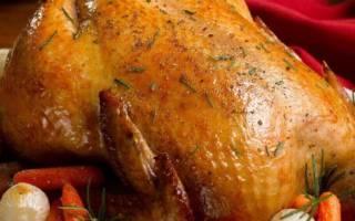 Как долго запекать курицу в духовке?