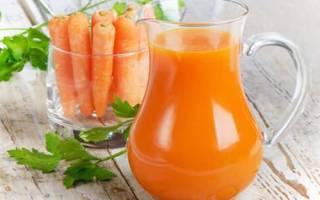 Со скольки месяцев можно морковный сок, сырая морковь детям с какого возраста