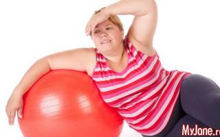 Йога для толстых начинающих — упражнения для похудения для полных женщин